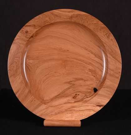 Second: Decorated Bowl or Platter: Brian Arthurs