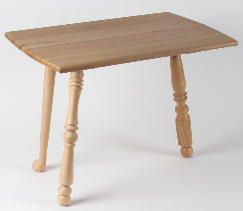 Dun' Timber Table