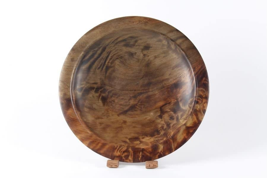 <h4>Third:</h4><h2> Gavin Stilwell</h2><h5> Platter with Stand</h5>