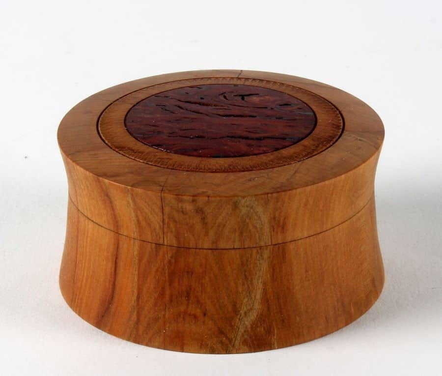 Rimu and Jarrah Box