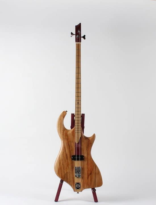 <h4>Highly Commended:</h4><h2> Roger Burchett</h2><h5> Two String Bass</h5>