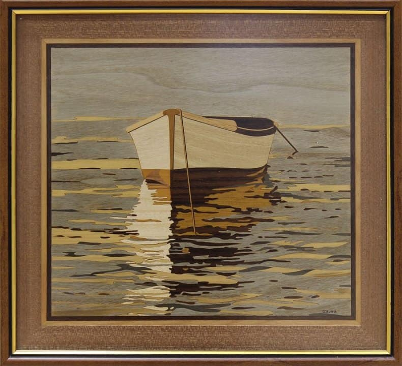 <h4>Highly Commended:</h4><h2> Jacob von Holzen</h2><h5> Dingy Aglow</h5>
