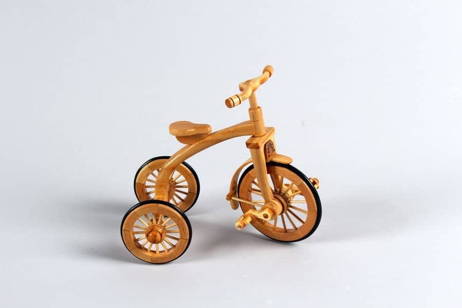<h4>Highly Commended:</h4><h2> Ian McMillan</h2><h5> Tricycle</h5>