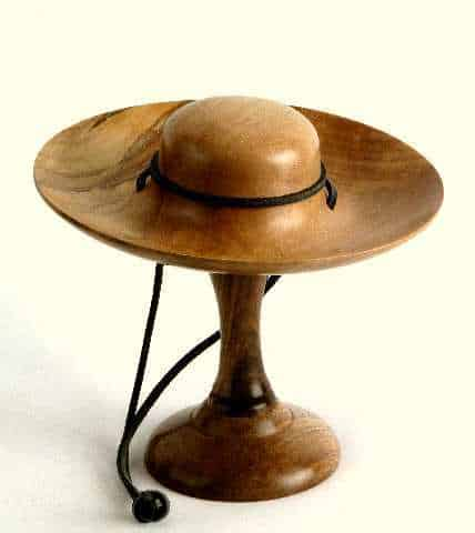 Hat on Stand
