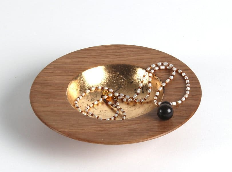 Small Dish with Pendant