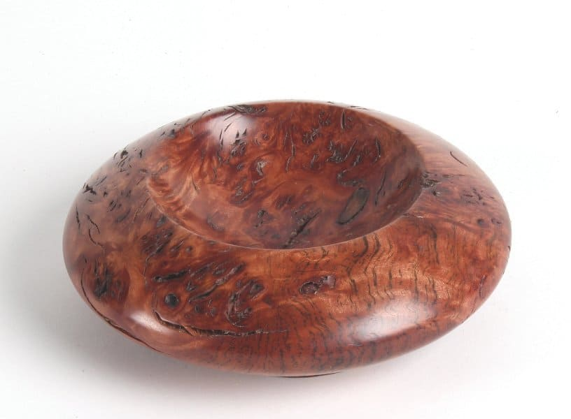 Red Beech Burr Bowl
