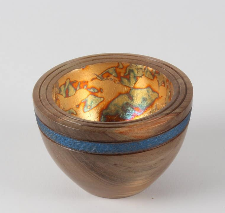 Blue-Banded Bowl
