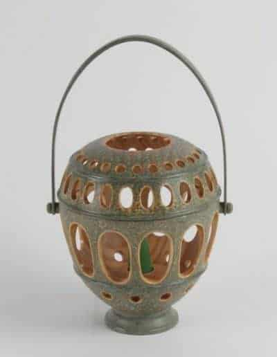 <h4>First:</h4><h2> Derek Kerwood</h2><h5> Candle Lantern</h5>