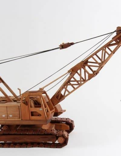 <h4>Second:</h4><h2> Robert Jessop</h2><h5> Lattice Boom Crane</h5>