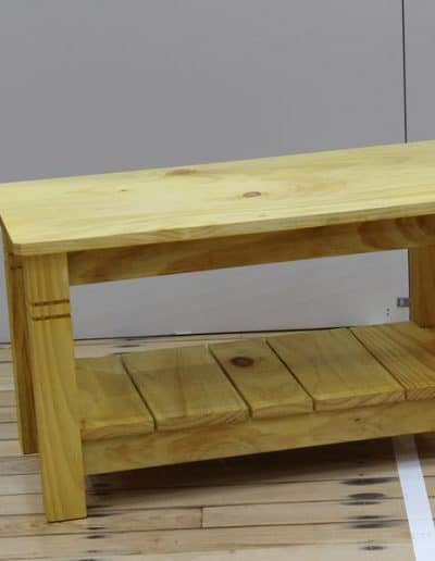 <h4>Highly Commended:</h4><h2> Garlo Hillman</h2><h5> Coffee Table</h5>