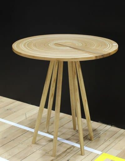 <h4>Highly Commended:</h4><h2> Mohammed Alfaqech</h2><h5> The Key Table</h5><h5> Oak, Ash, Elm</h5>