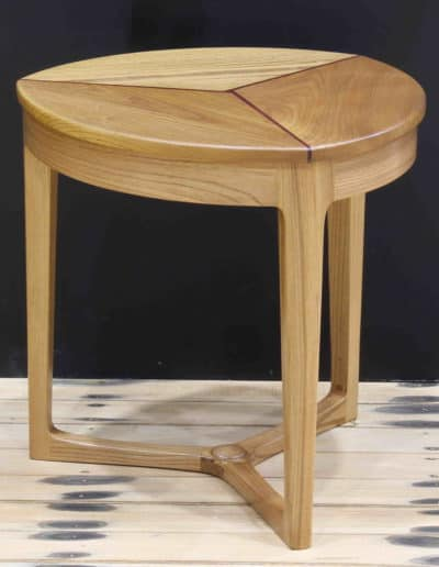 <h4>Highly Commended: </h4><h2>Derek Kerwood</h2><h5> Small Table</h5>