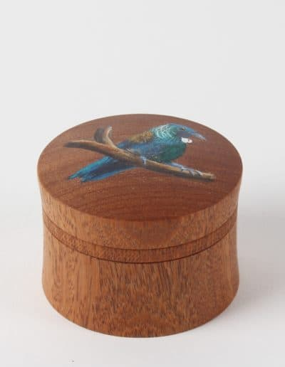 Threaded Tui Box