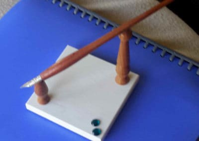 Calligraphy Pen & Stand