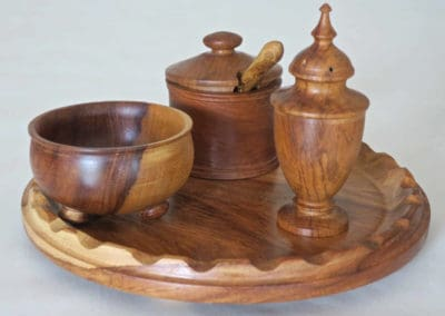 Bowl Condiment Set