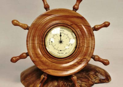 Tide Clock with Spokes